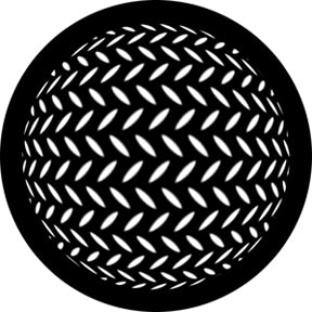 Rosco Diamond Sphere Gobo Pattern