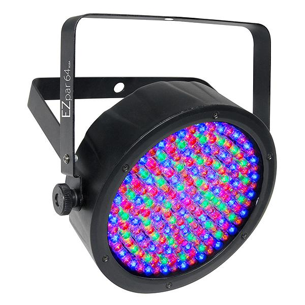 Chauvet DJ EZpar 64 RGBA with IRC Remote