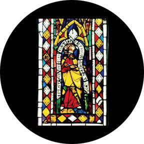 Rosco Comedia Stained Glass Color Glass Gobo