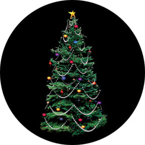 Rosco Decorated Tree Color Glass Gobo
