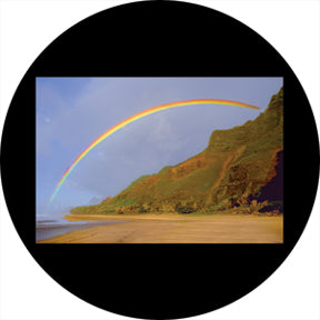 Rosco Scenic Rainbow Color Glass Gobo