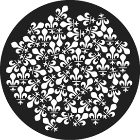 GAM Crazy Saints Gobo Pattern