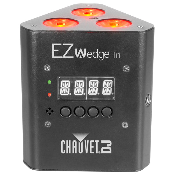 Chauvet DJ Battery Operated EZWedge Tri