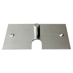 "15″ x 15″ Slip-Fit Base - 1½"" x 3"" Pin"