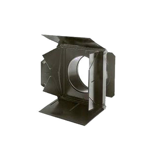 "Barndoor for 8"" Fresnel 10"" x 10"" Frame - Black"