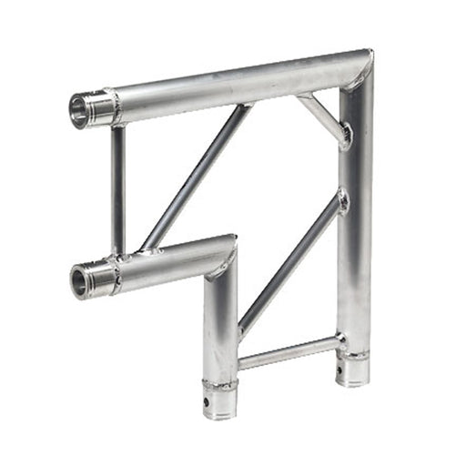 Global Truss 90 Degree Corner for  12 inch Ladder Stage Truss with 2 inch Tubing
