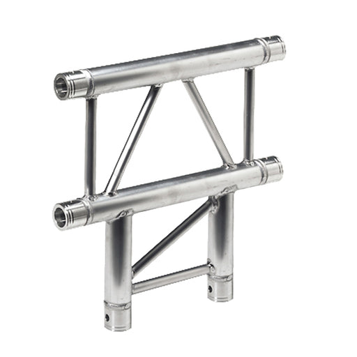 Global Truss Horizontal T Connector for  12 inch Ladder Stage Truss with 2 inch Tubing