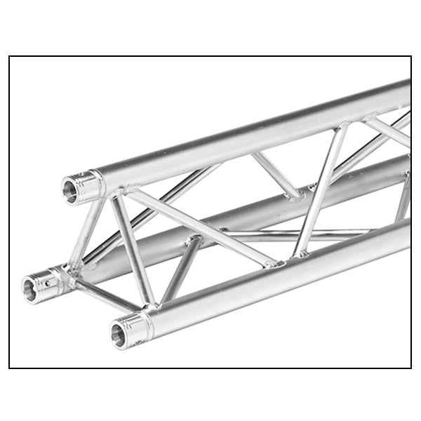 Global Truss TR-4077 12 inch x 3.28 ft. long Triangular Truss with 2 inch Tubing