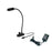 L-3/12 High Intensity Halogen Littlite Gooseneck Lamp