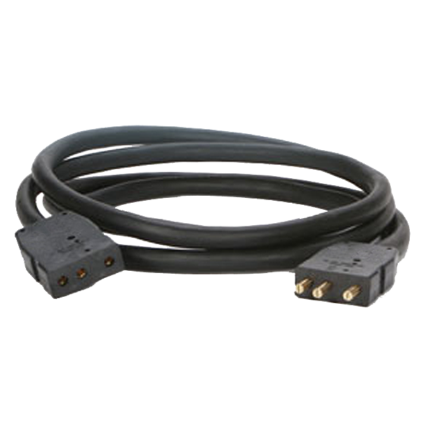 5 Foot Stage Pin Cable - up to 1500 watts