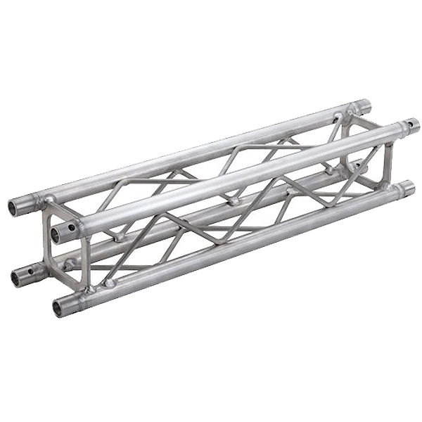 4 Inch Decorative Square Truss 8.20 Ft. Section