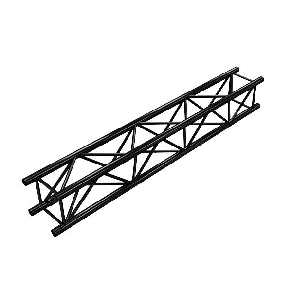 8 3/4 Inch Decorative Square Truss 4.92 Ft. Section