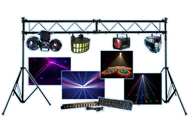 DJ & Club Special Effects Package