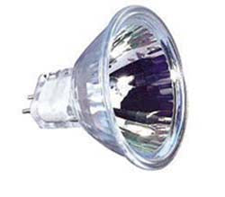 Lamp MR16 Narrow Spot, 50 Watt, 12 Volt, 3000 hr.