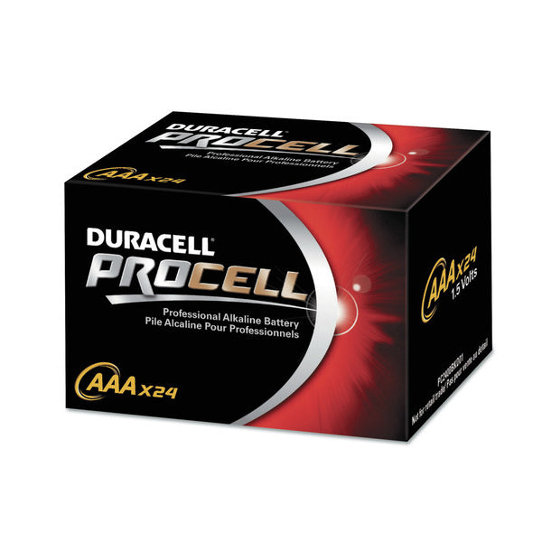 AAA Batteries  24 Pack Duracell Procell