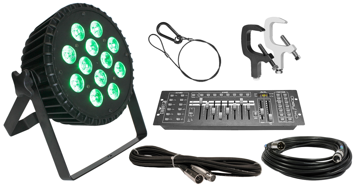 High Output Led Par Package 2 Ts Stage Lighting