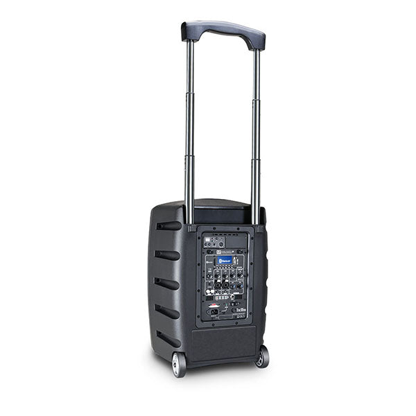 LD Systems ROADBUDDY 10 HS - Loudspeaker with Mixer, Bodypack and Headset