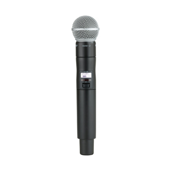 Shure ULXD2/SM58 Handheld Wireless Microphone Transmitter