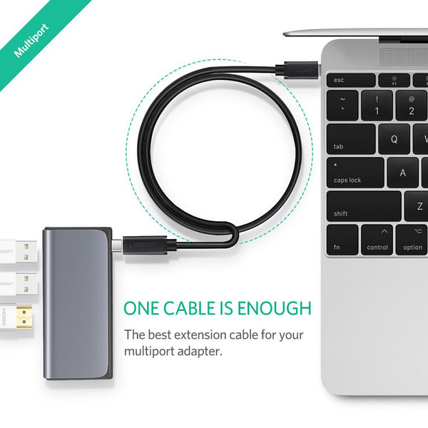 USB C Extension Cable