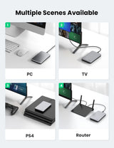 "USB C 2.5"" Hard Drive Enclosure"