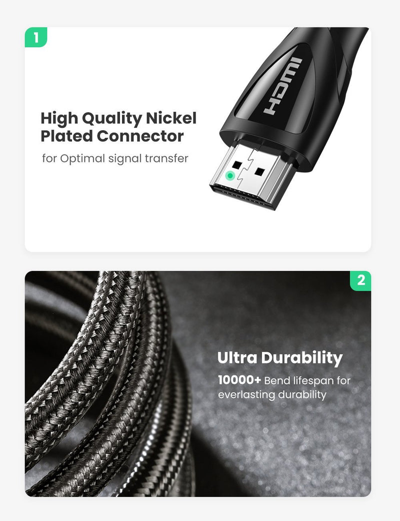8K Ultra HD HDMI 2.1 Cable