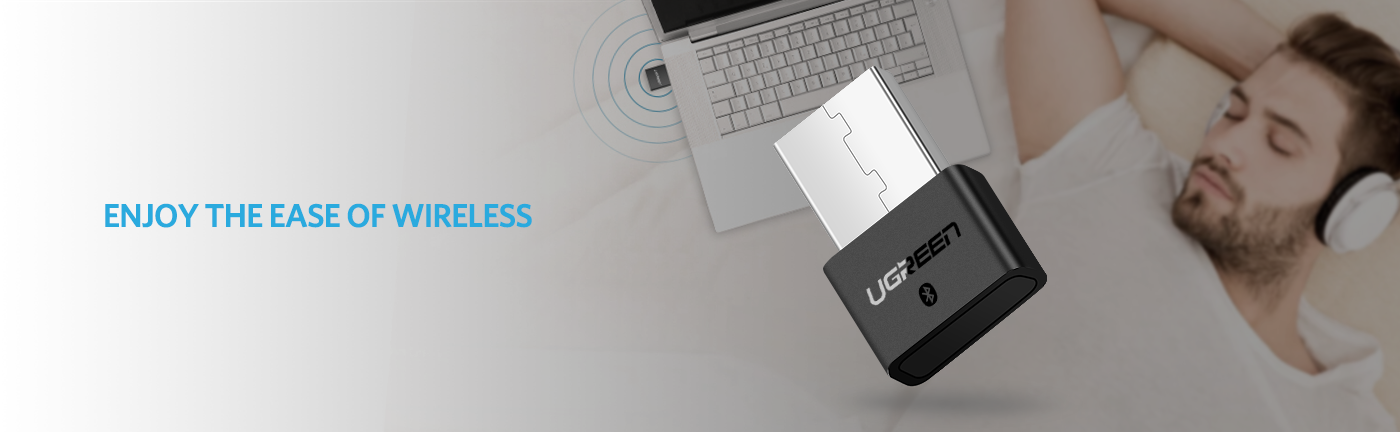 USB Bluetooth 4.0 Receiver Adapter