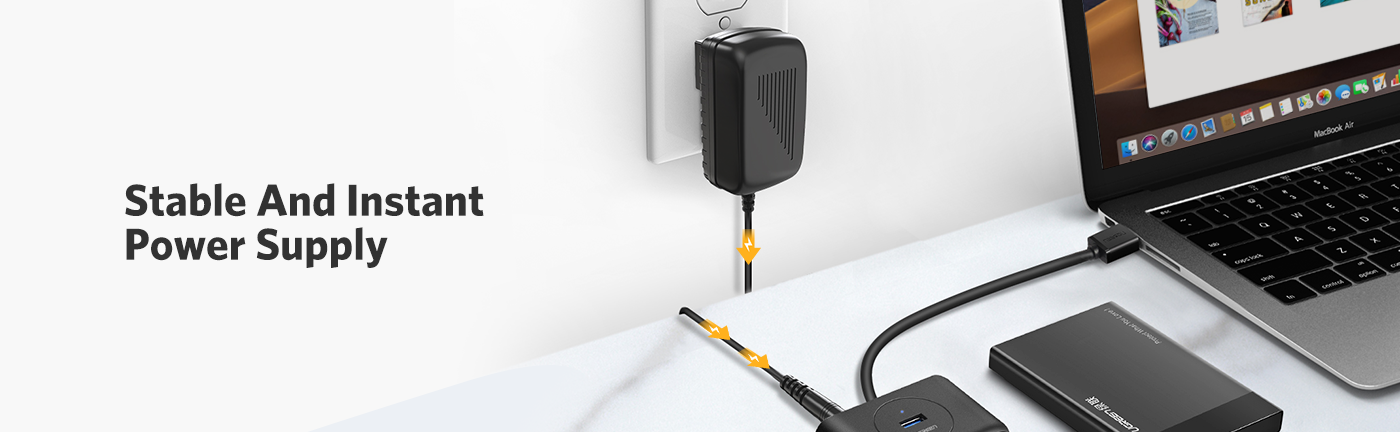 AC to DC Power Supply Wall Charger