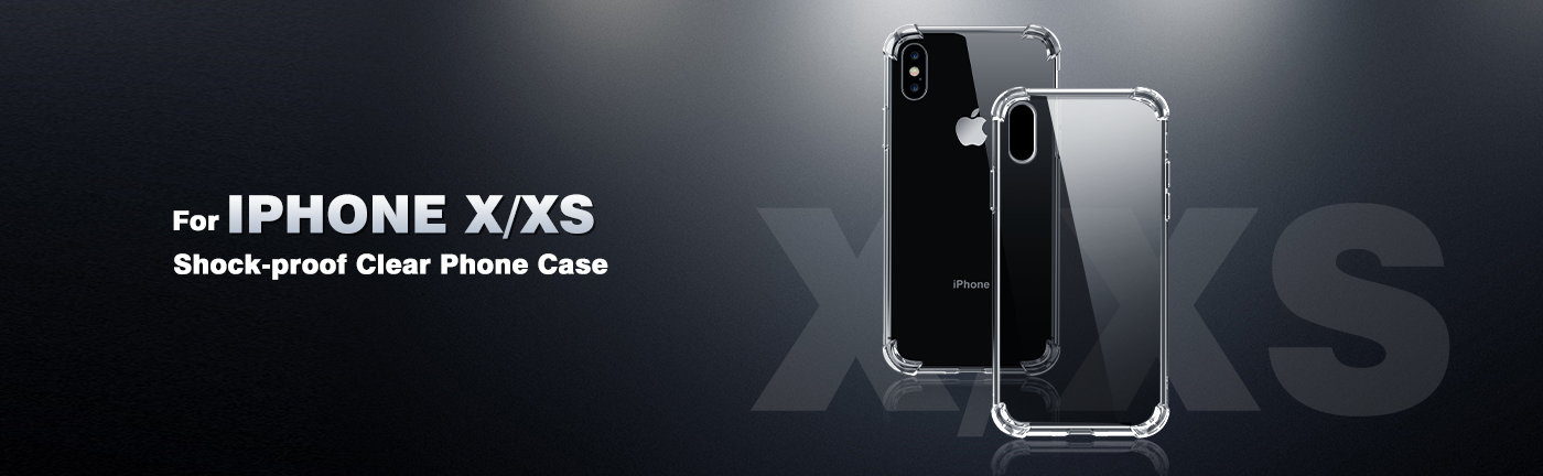 TPU Case for iPhone X/XS