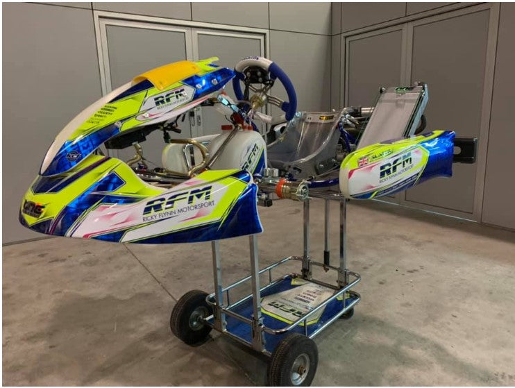 Ricky Flynn Motorsport goes Kosmic for 2020