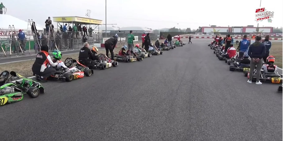 WSK Promotion working hard to re-start the 2020 Kart Racing Season!