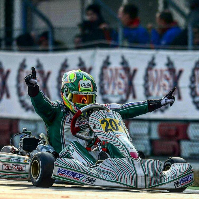 WSK back on track in July!!! Finally!