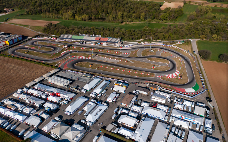 The WSK Euro Series ready to kick-off from Lonato!