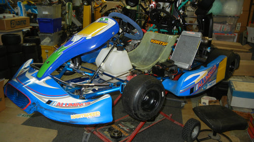 2006 Iame X-30 GP6 Single Speed Sprint Racing Kart