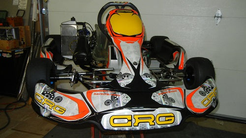2015 CRG Dark Knight Rotax FR125