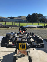 Load image into Gallery viewer, 2017 CRG Road Rebel 125 Shifter Kart Rolling Chassis