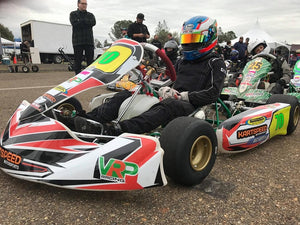 2019 OTK STVK 4 Cycle Specific OTK Racing Kart! Tony Kart, Kosmic, FA and Exprit Versions available!