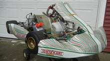 Load image into Gallery viewer, 2018 OTK Tony Kart fit with 125 Vortex ROK Shifter Engine