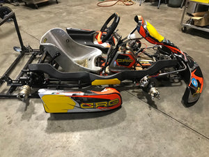 2019 CRG Heron Single Speed TaG Kart