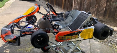 2019 CRG Road Rebel Shifter Kart