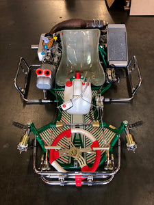 2020 Pre-Owned OTK Tony Kart fit with 125 Vortex ROK GP Engine-One event only!