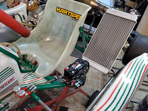 2020 Tony Kart 401R with Vortex ROK GP