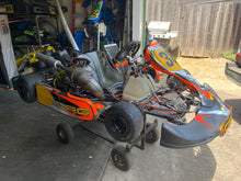 Load image into Gallery viewer, 2017 CRG Road Rebel Honda CR125 Shifter Kart
