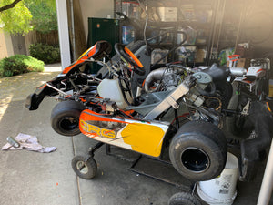 2017 CRG Road Rebel Honda CR125 Shifter Kart