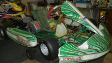 Load image into Gallery viewer, 2014 Tony Kart Cadet Vortex Kid ROK