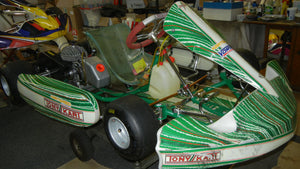 2014 Tony Kart Cadet Vortex Kid ROK