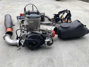 Iame X-30 Engine-Pre-owned- Fleming Built