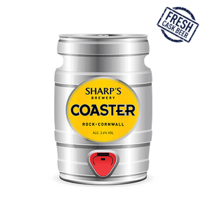 Cornish Coaster 5L Mini Cask (Fresh Cask Beer)