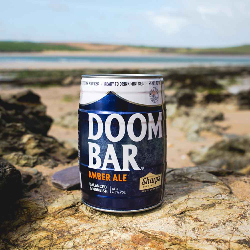 Sharp's Doom Bar 5L Mini Keg x1