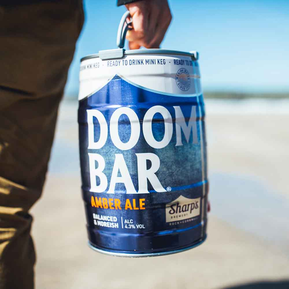 Sharp's Doom Bar 5L Mini Keg
