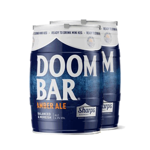 Sharp's Doom Bar 5L Mini Keg x2